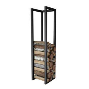 Stojak/wieszak ścienny na drewno